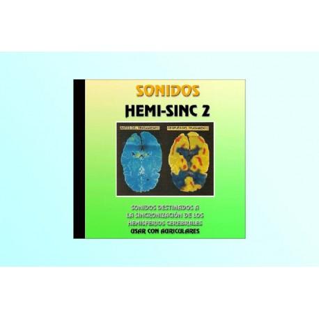 CD 2 - SERIES HEMI-SYNC - HEMISYNC 2 SOUNDS
