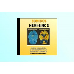 CD 3 - SERIES HEMI-SYNC - HEMISYNC 3 SOUNDS