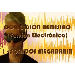 MP3 1 SÈRIE HEMI-SINC - SONS MEGABRAIN