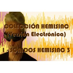 MP3 3 SERIES HEMI-SYNC - HEMISYNC 3 SOUNDS