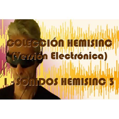MP3 3 SERIE HEMI-SINC - SONIDOS HEMISINC 3