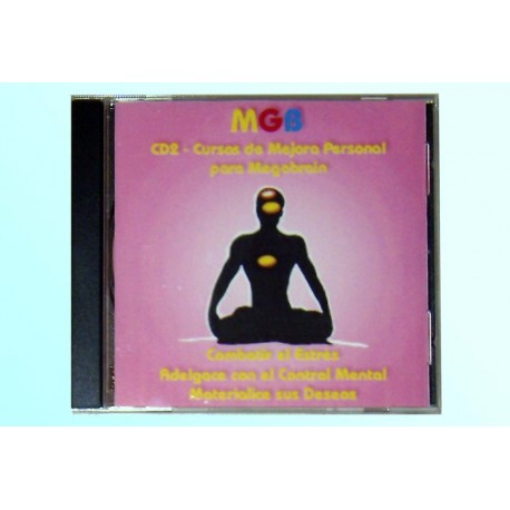 CD 2 - CURSOS AUTOYUDA MEGABRAIN