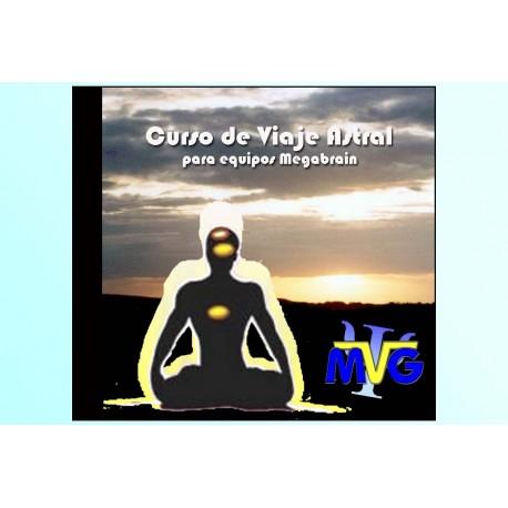 CD - CURSO VIAJE ASTRAL PARA MEGABRAIN