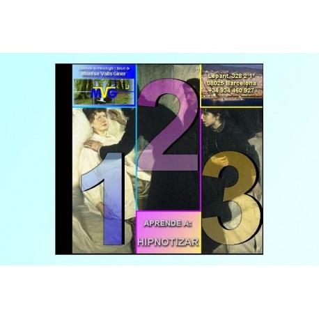 APRENDE A: HIPNOTIZAR - VERSIÓN CD