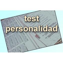 TEST DE PERSONALITAT
