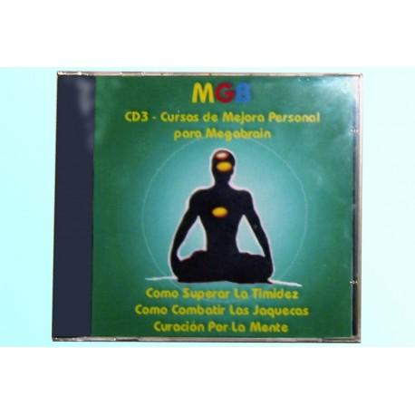 CD 3 - CURSOS AUTOYUDA MEGABRAIN